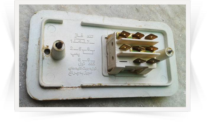نحوه-نصب-کلید-کولر-سوکتی