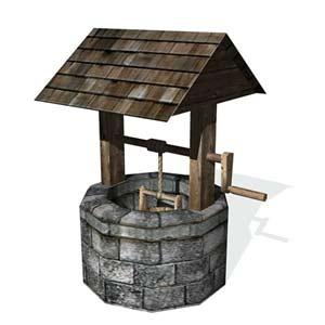 حفاری چاه در انصار قم